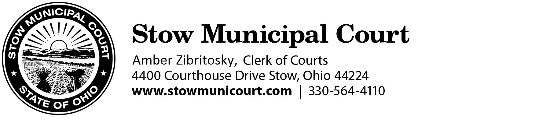 Jury Duty : Stow Municipal Court